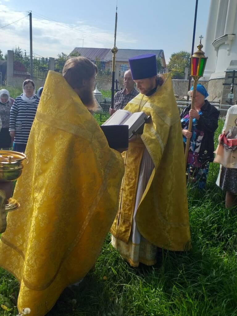 В Телебукино отпраздновали день памяти благоверного князя Александра Невского