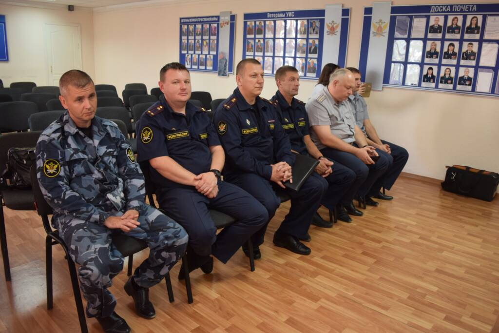 Создание межрелигиозной рабочей группы по взаимодействию УФСИН Рязанской области с религиозными организациями