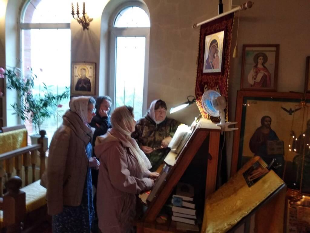 В Елатомском благочинии почтили память священномученика Илии Карамышевского