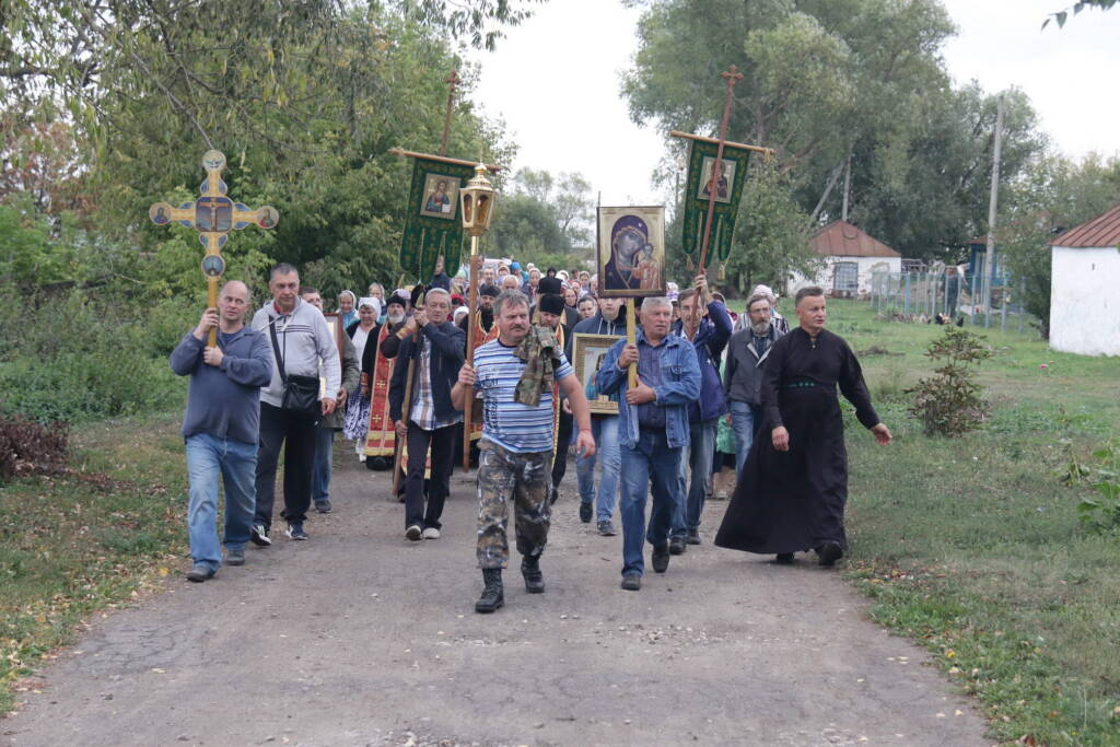 Торжества по случаю воспоминания мученического подвига священномученика Мисаила