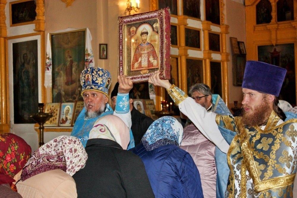 210 лет Вознесенскому храму села Санское