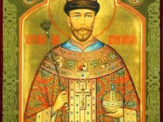 В Шиловском благочии пребывает мироточивый образ Страстотерпца Николая
