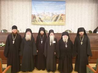 Представители Касимовской епархии приняли участие в конференции, посвященной преемству монашеской традиции в современных монастырях