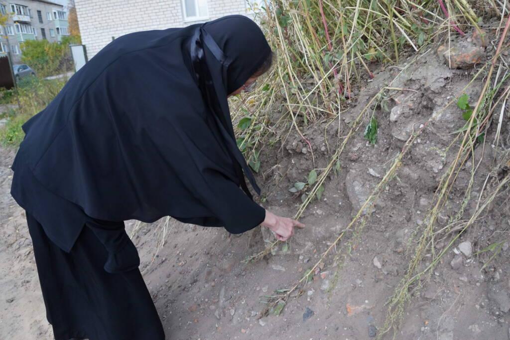 Найдена часть гробницы царевича Иакова