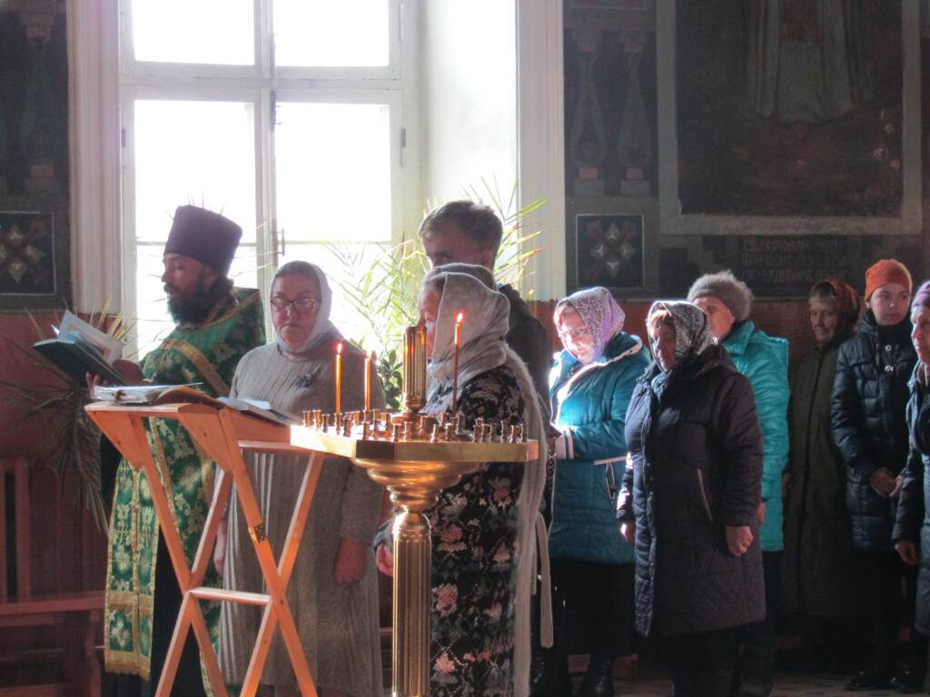 Празднование преподобного Сергия Радонежского в Тумском благочинии
