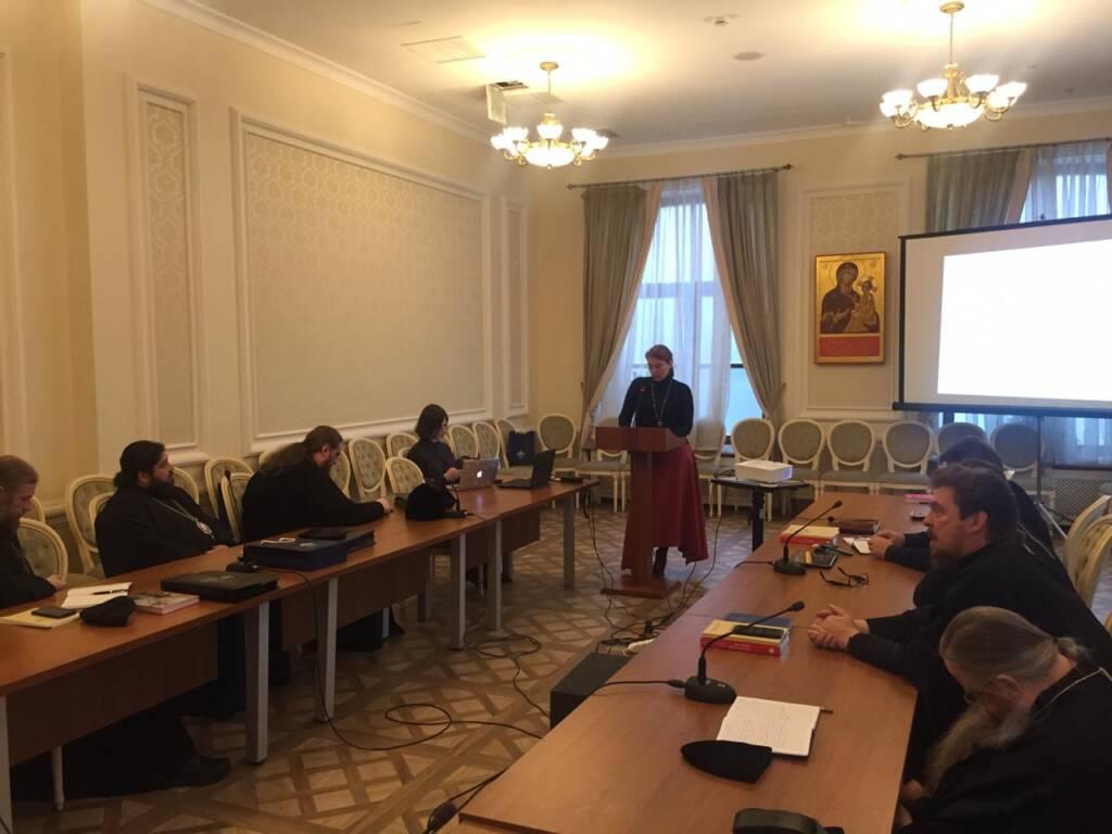 Пятый день курсов для новопоставленных архиереев прошёл в Православном Свято-Тихоновском гуманитарном университете