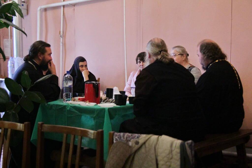 В селе Шостье Касимовского района стартовал епархиальный этап XXVIII Международных Рождественских образовательных чтений