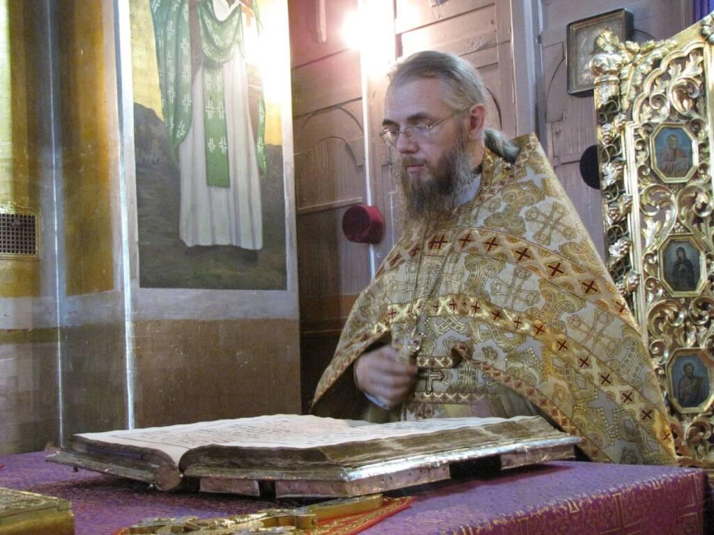 Престольный праздник в Димитриевском соборе р.п. Кадом