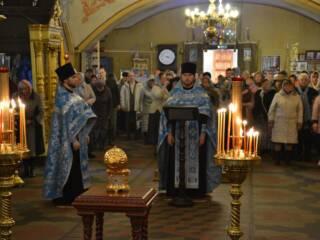 Пояс Пресвятой Богородицы доставлен в Никольский храм г. Касимова