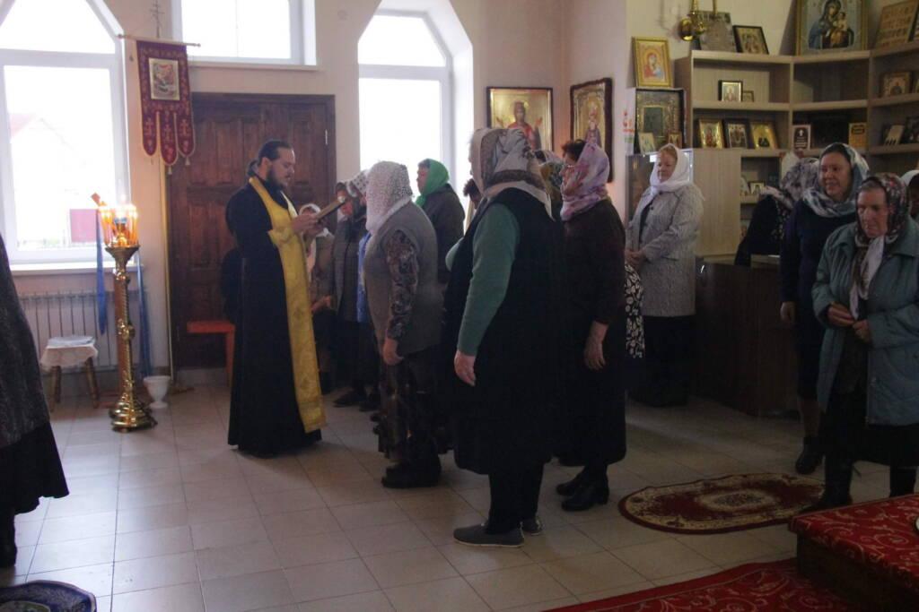 Престольный праздник в храме в честь иконы Божией Матери «Спорительница хлебов» села Торбаево Касимовского района