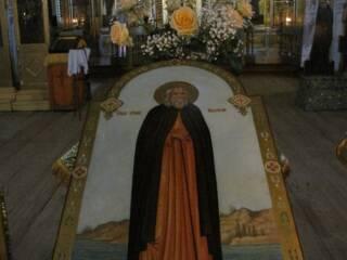 28.11.19_Соборное богослужение духовенства Кадомского благочиния в день памяти прп. Германа Аляскинского.