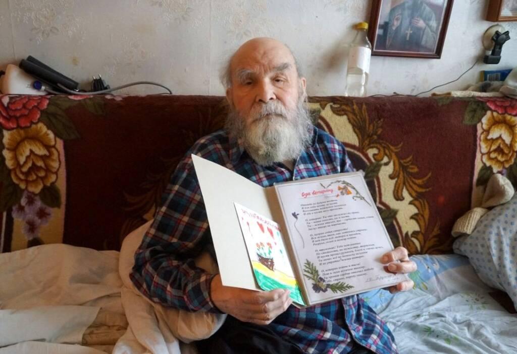 Старейшему священнослужителю Рязанской епархии исполнилось 94 года