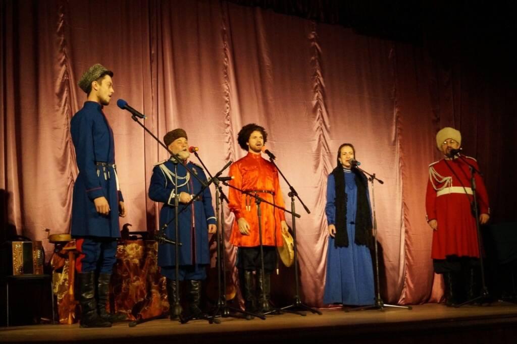 Закрытие VII ежегодного фестиваля Православной культуры «СЛУЖЕНИЕ ИСТИНЕ».