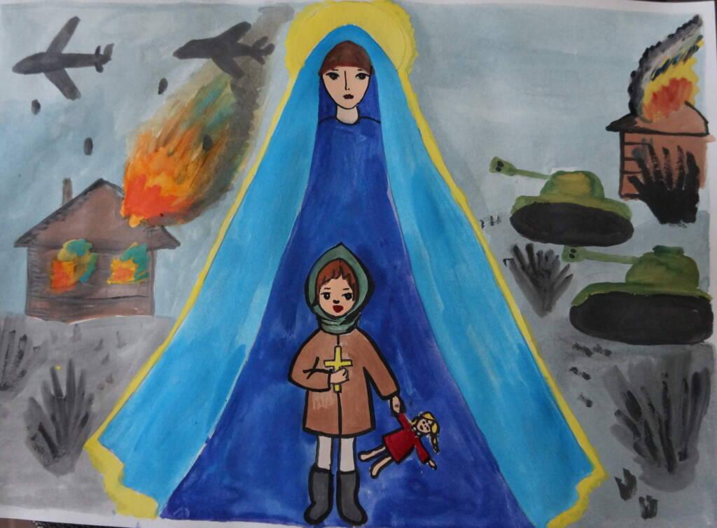 Итоги епархиального этапа XXV Международного конкурса детского творчества «Красота Божьего мира»
