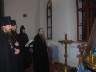 15.11.2019_Посещение монастыря Красный холм комиссией по делам монастырей и монашеству