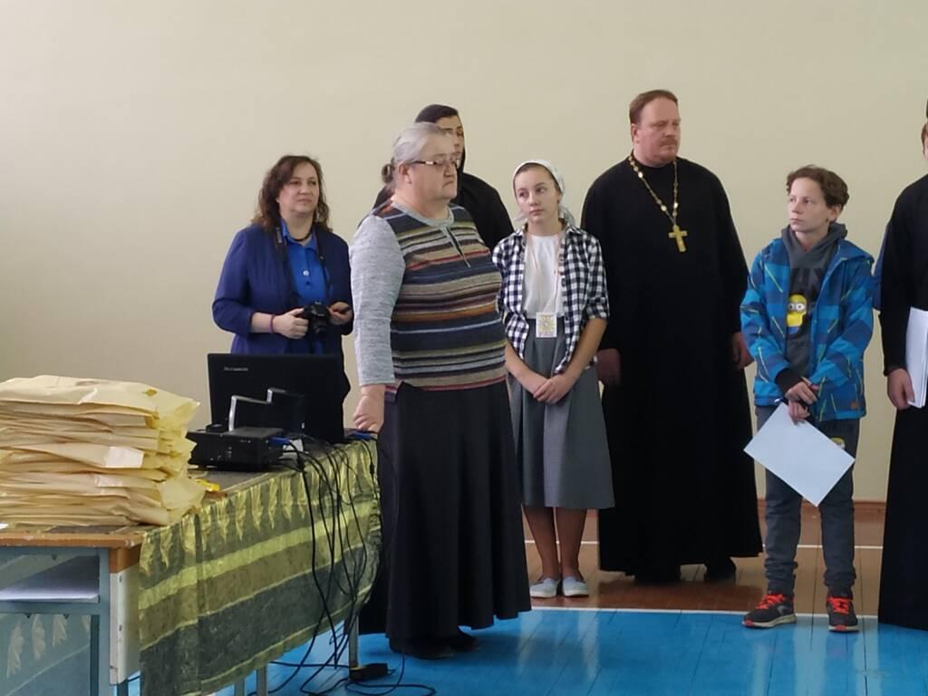 """Закрытие VII Молодежного Православного Форума """"Ладья"""""""