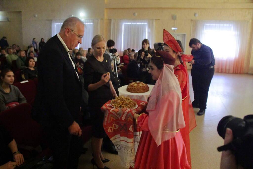 В Касимове состоялся III-тий открытый «фестиваль национальных культур – Касимов объединяет»
