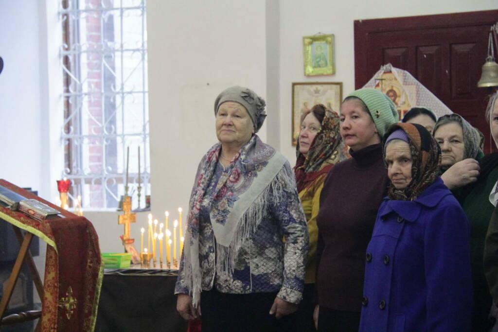 День памяти священномученика Николая Даневского в Иоанно-Предтеченском храме села Данево