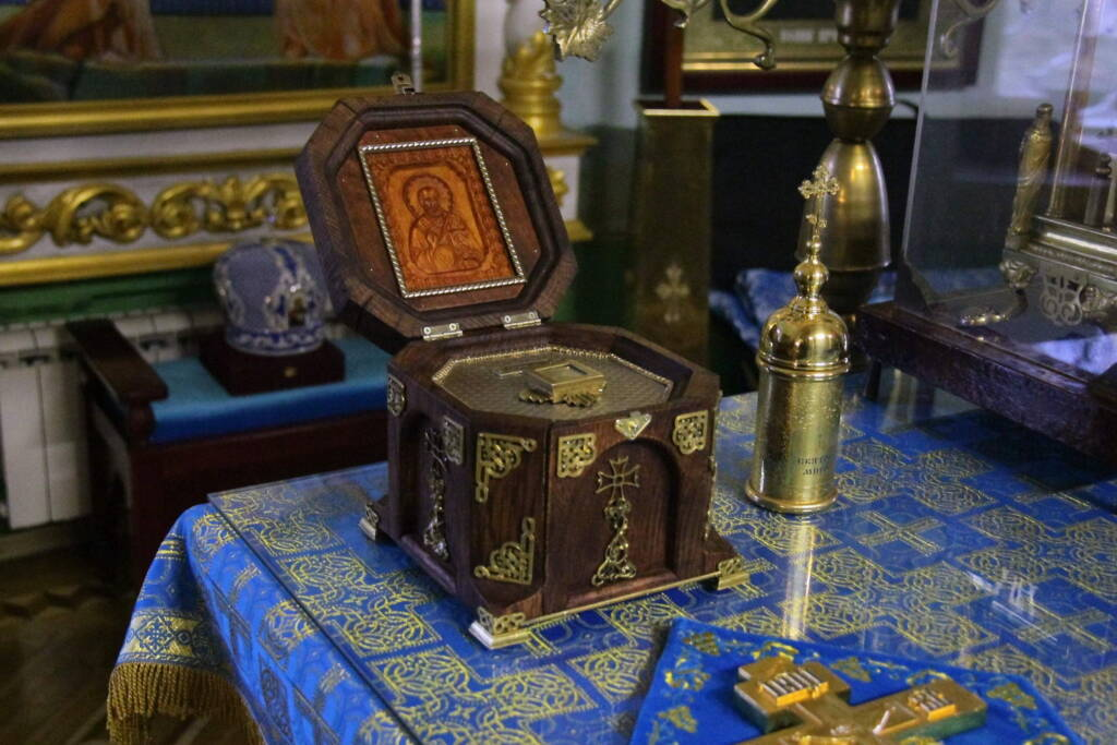 Престольный праздник в Казанском соборе г. Сасово