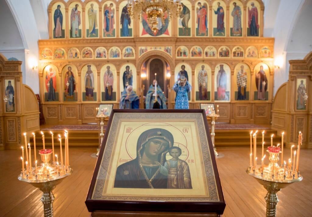 В Милостиво-Богородицком женском монастыре Кадома встретели праздник Казанской иконы Пресвятой Богородицы