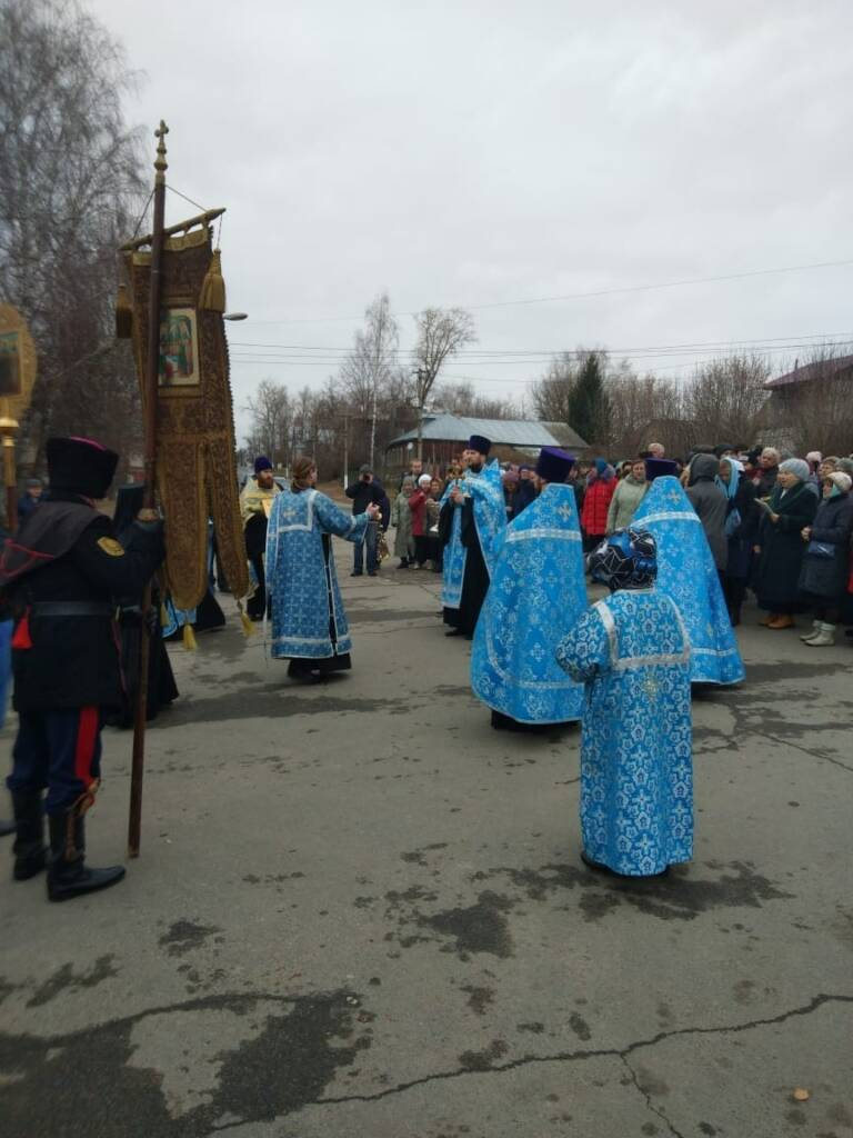 Престольный праздник обители