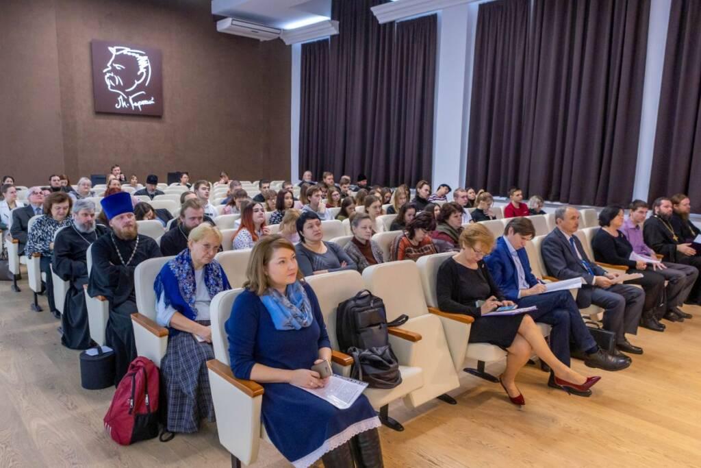 Представители миссионерского отдела Касимовской епархии приняли участие в обсуждении вопросов миссионерской деятельности в условиях информационных войн.