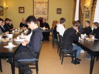 3.12.19_Встреча епископа Касимовского и Сасовского Василия со студентами Касимовского нефтегазового колледжа