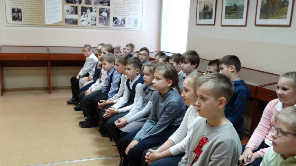 Рождественская встреча в школе № 1 города Касимова