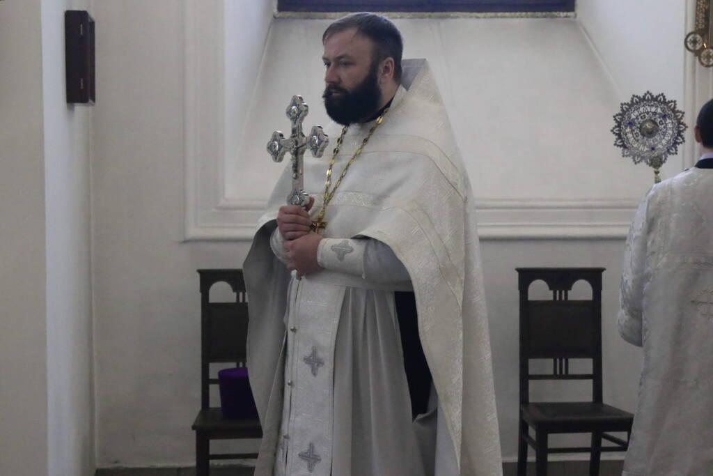 Праздник Крещения Господня в Вознесенском кафедральном соборе