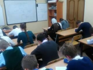 Участие в региональном этапе олимпиады по Основам православной культуры