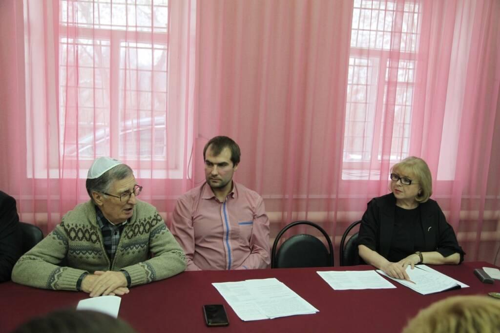 Представители Касимовской епархии приняли участие в заседании Консультативного совета при администрации города Касимов по вопросам межнационального и межконфессионального согласия