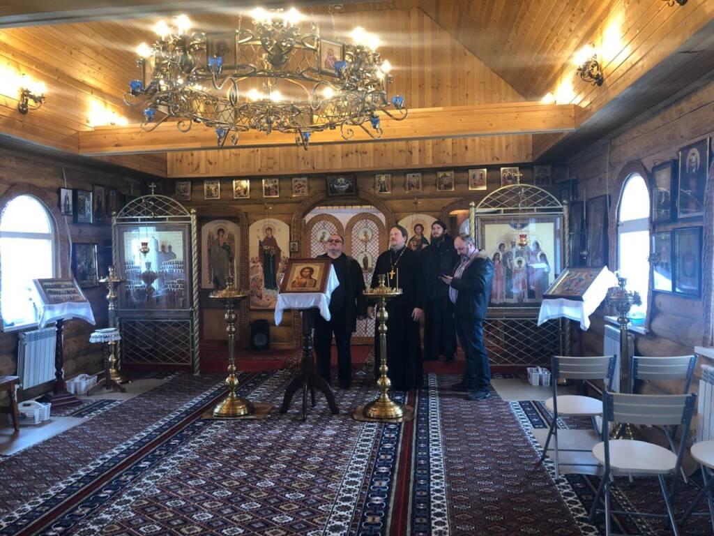 Встреча по обмену опытом в строительстве и благоукрашении храмов Касимовской епархии