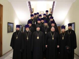 18.02.2020_Епархиальный совет с благочинными