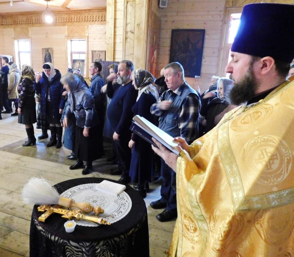 Торжество Православия г. Спас-Клепики