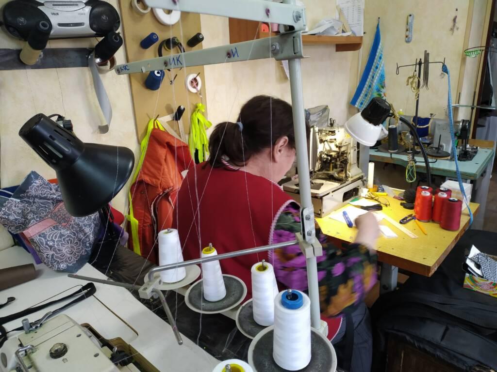 В Касимовской епархии начала свою работу швейная мастерская церковного облачения