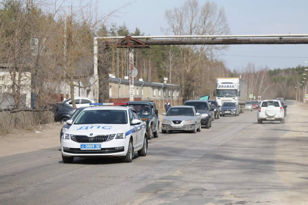 По улицам Касимова был совершен Крестный ход