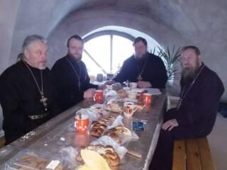 Духовенство Заречного благочиния обсудило ситуацию в связи с распространением коронавирусной инфекции в стране