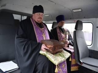 3.04.20_Вокруг рабочего поселка Шилово был совершен автомобильный крестный ход