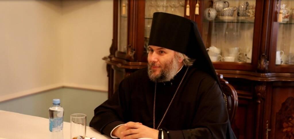 Преосвященный епископ Василий принял участие в заседании Архиерейского совета Рязанской митрополии