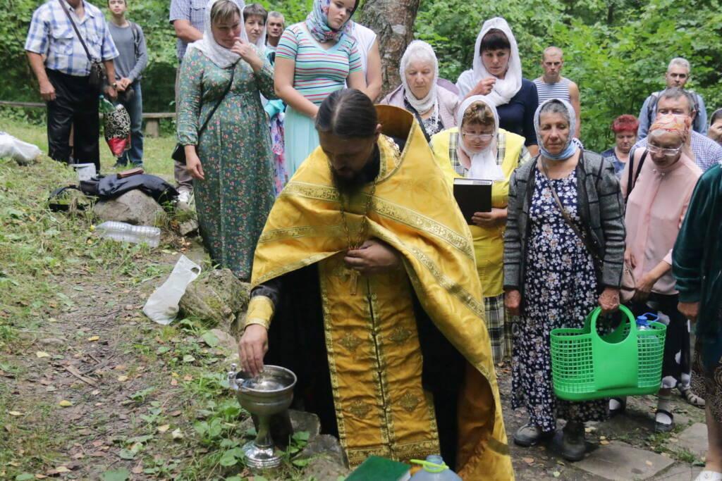 День памяти великомученика и целителя Пантелеимона в Касимове