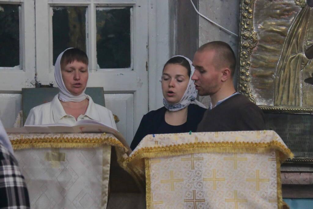 Престольный праздник в храме Владимирской иконы Божией Матери села Ардабьево Касимовского района