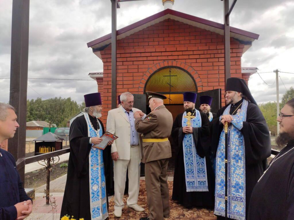Архипастырский визит в Агломазовское благочиние