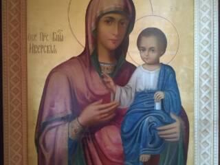 Иверская икона Божией Матери будет пребывать в Благовещенском храме города Касимова с 24   октября по 1 ноября