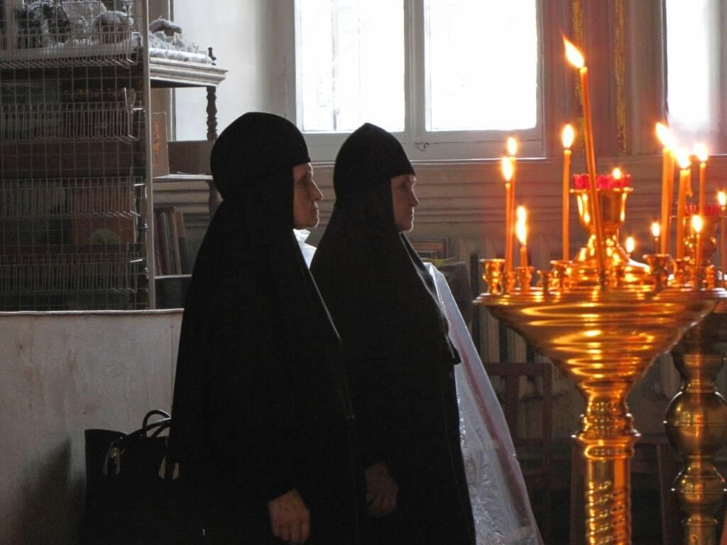 Престольный праздник в Димитриевском соборе р. п. Кадом