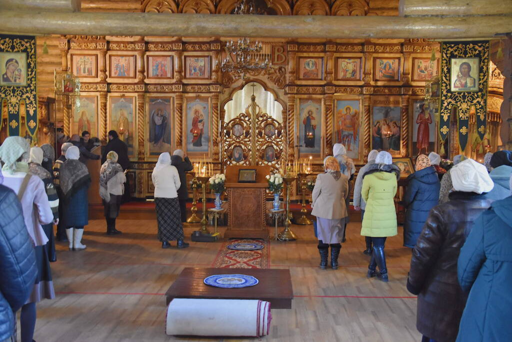 Престольный праздник в Архангельском храме города Сасово