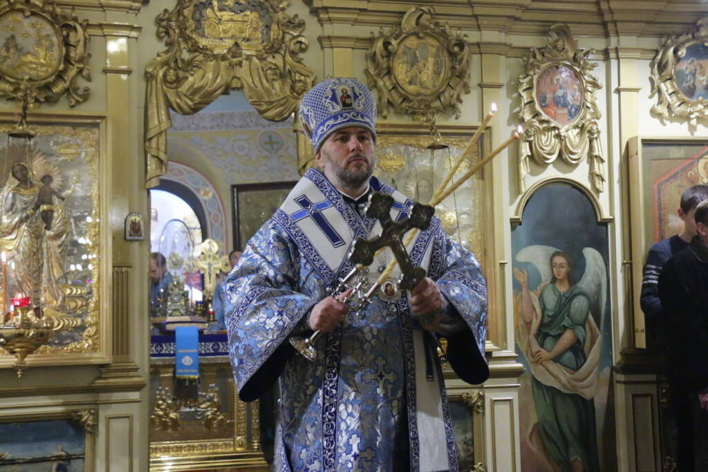 День памяти Казанской иконы Божией Матери в Никольском храме г. Касимова