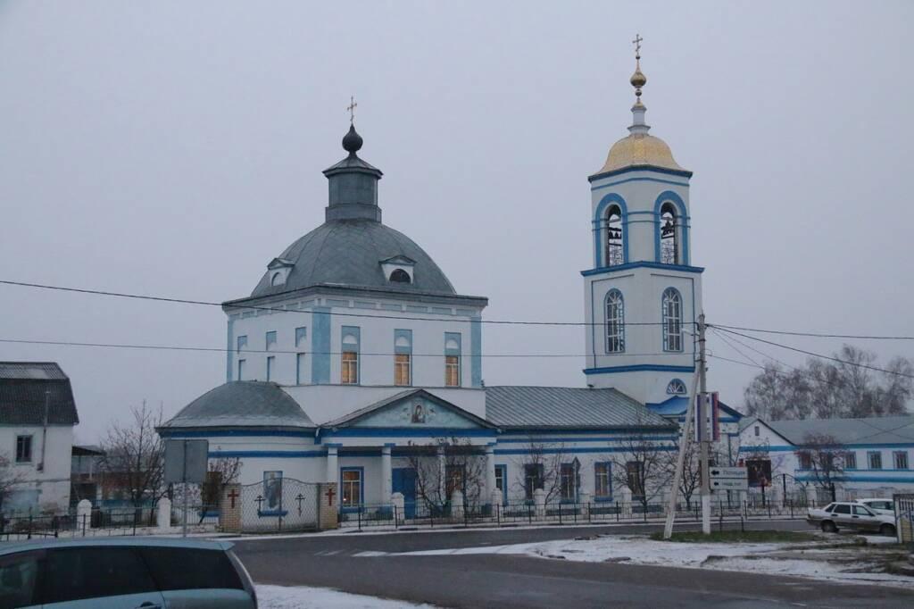 Всенощное бдение в канун престольного праздника Казанского собора города Сасово