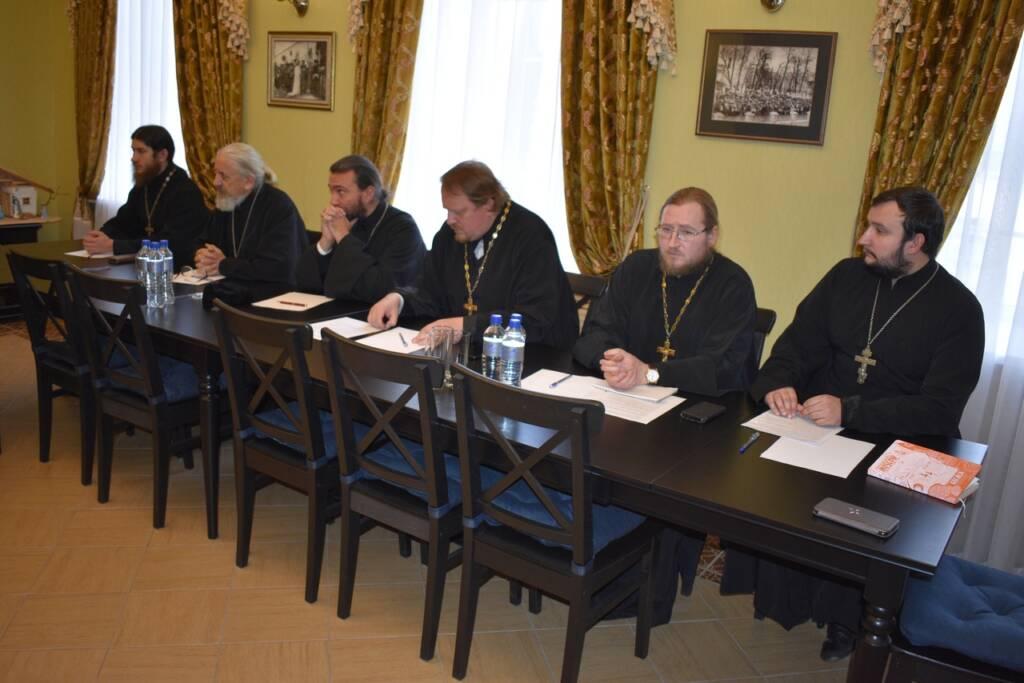 В Касимовской епархии состоялся Епархиальный этап XXIX Международных Рождественских образовательных чтений