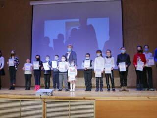 В Центре культурного развития г. Касимова состоялось награждение победителей конкурса «Рождественское чудо»