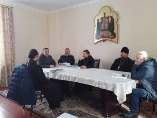 Состоялось собрание клириков Пятницкого благочиния Касимовской епархии